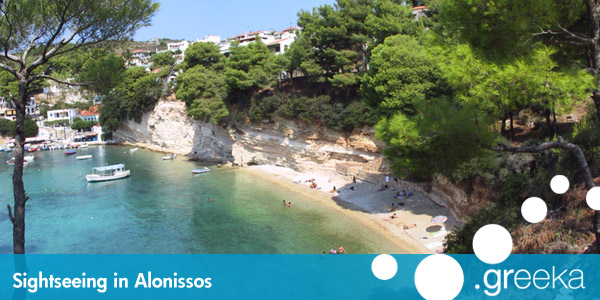 Alonissos sightseeing