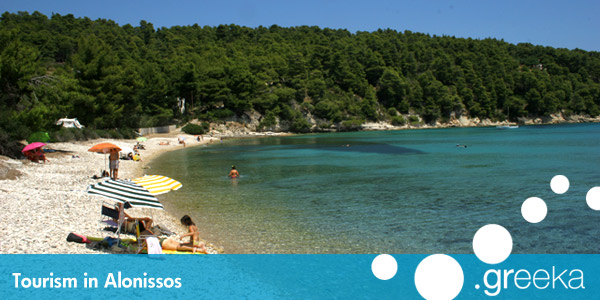 Alonissos tourism