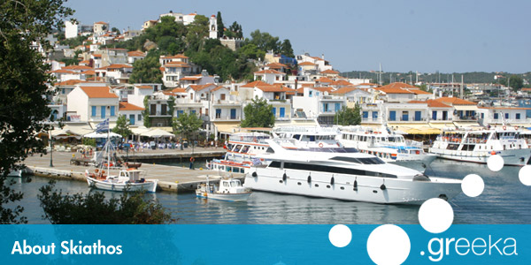 About Skiathos