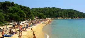 Discover Skiathos beaches