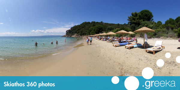 360 picture of Skiathos, Greece
