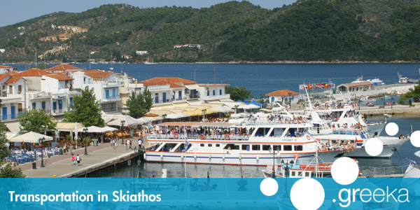 Skiathos transportation
