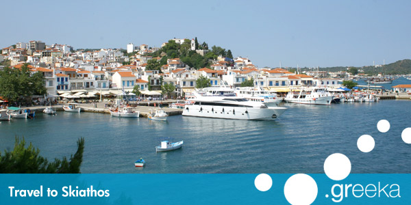 Skiathos travel