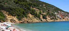 Discover Skopelos beaches