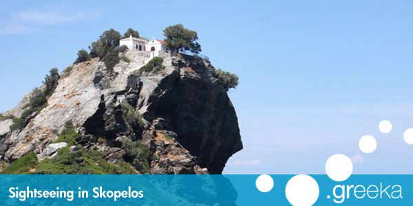 Skopelos sightseeing