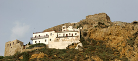 Byzantine Castle above Skyros Town