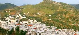 Discover Skyros villages