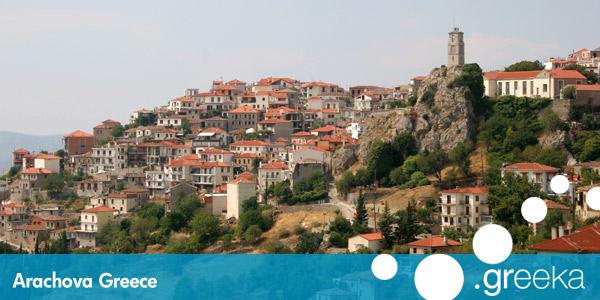 Discover Arachova Greece Greeka.com