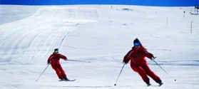 Ski centers of Mount Parnassus