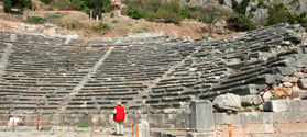 Delphi Ancient Theatre