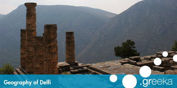 Delphi Geography