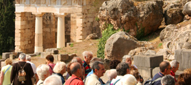 Athens to Delphi Day Tour