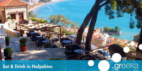 Eat and Drink in Nafpaktos