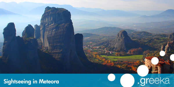 Meteora sightseeing