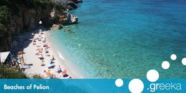 Pelion beaches