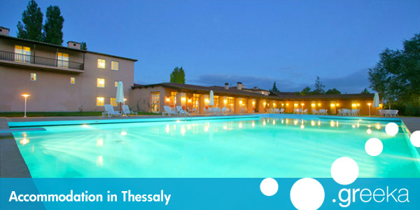 Thessaly hotels