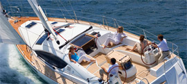 Yacht rentals in Greece