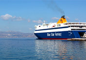 Ferries to Athens
