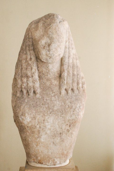 Archaeological Museum: Archaic Kouros