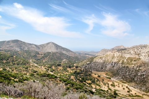 Cave of Zas: Panoramic view of the Cave of Zas surroundings