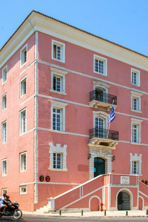 Ionian Academy: Impressive building