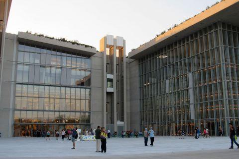 Stavros Niarchos Foundation Cultural Center: