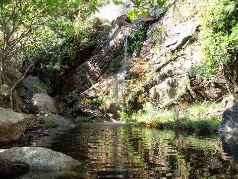 Routsouna Waterfall: Routsouna waterfall