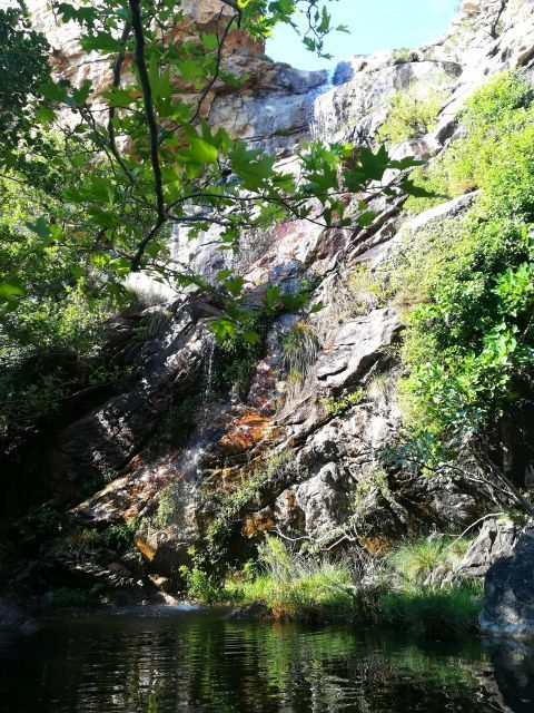 Routsouna Waterfall: