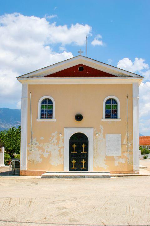 Monastery of Agios Andreas: At the Monastery of Agios Andreas