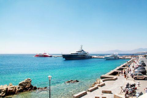 Old Port of Mykonos: Old port of Mykonos