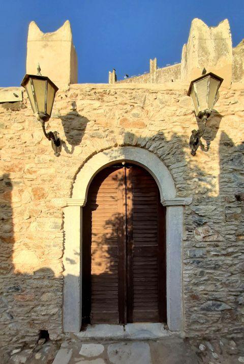 Markopolitis Tower: Markopolitis-Papadakis tower