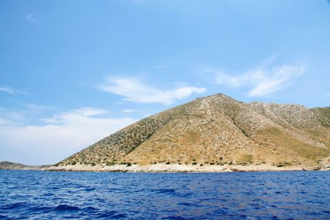 Venetian Castle: Paleokastro is situated on the top of the island's highest hill