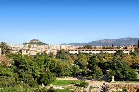 Ancient Agora: The Ancient Agora of Classical Athens