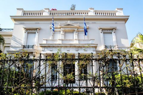Benaki Museum: The Benaki museum was the house of Emmanuel Benakis