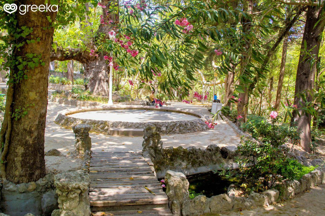 Rodini Park in Rhodes, Greece | Greeka.com