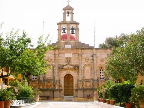 Gouverneto Monastery: The historical Monastery of Gouverneto