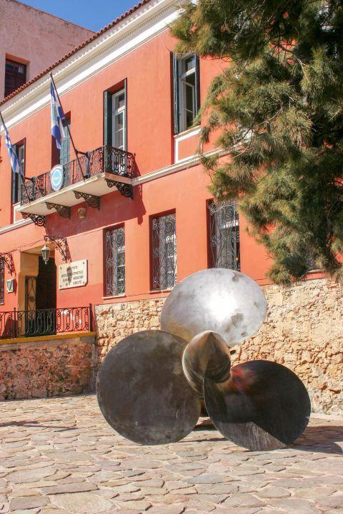 Naval Museum of Crete: The Maritime Museum of Crete in Chania