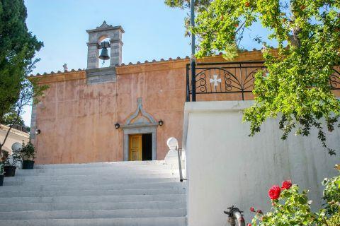 Monastery of Kroustalenia: The monastery of Kroustalenia is dedicated to Virgin Mary.