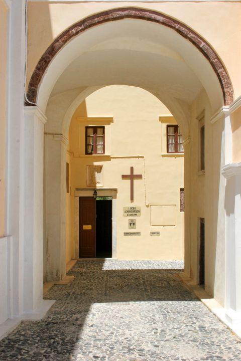 Dominican Convent: Santorini Dominican Convent