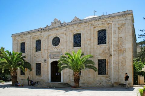 Agios Titos church: The Cathedral of Agios Titos in Heraklion Town