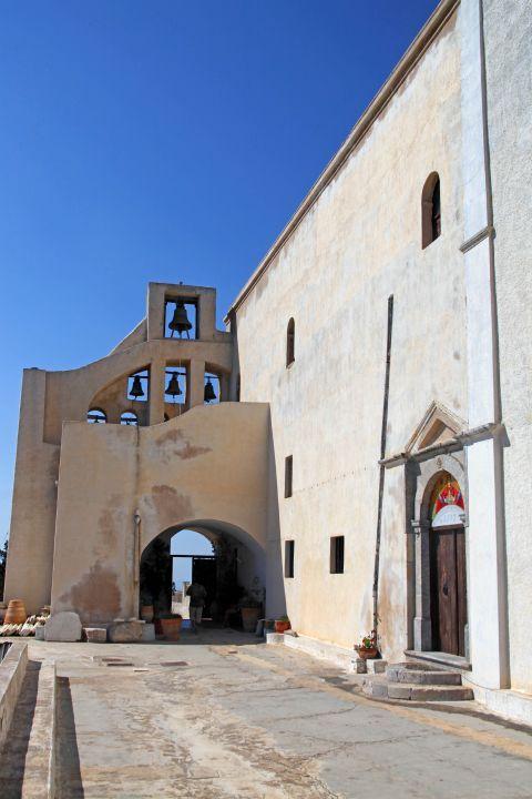 Prophet Elias Monastery: The Monastery of Prophet Elias