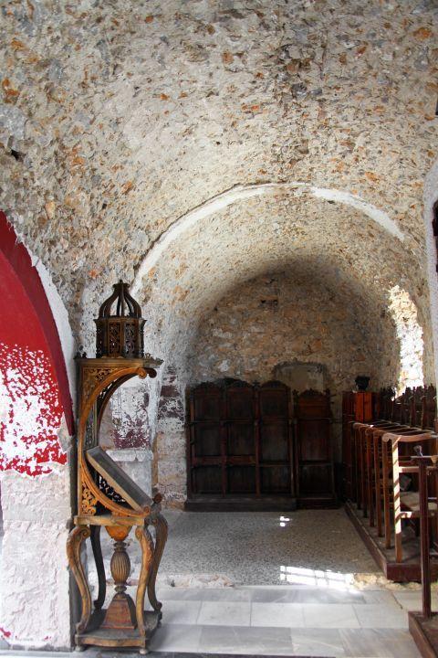 Prophet Elias Monastery: Inside the Monastery of Prophet Elias