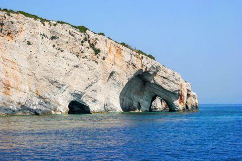 Blue Caves: Blue Caves are a unique sight.