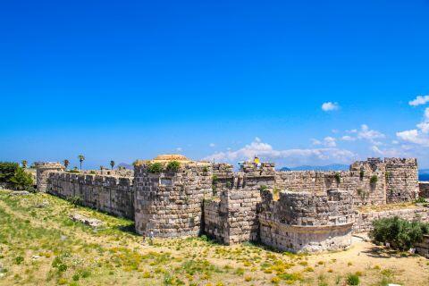 Nerantzia Castle: Nerantzia Castle is also known as the Castle of the Knights