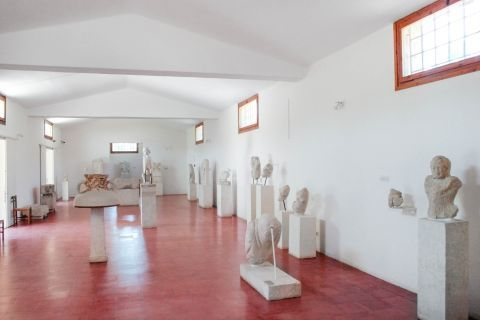 Archaeological Museum: The Archaeological Museum of Aegina was the first museum to be established in the modern Greek State.