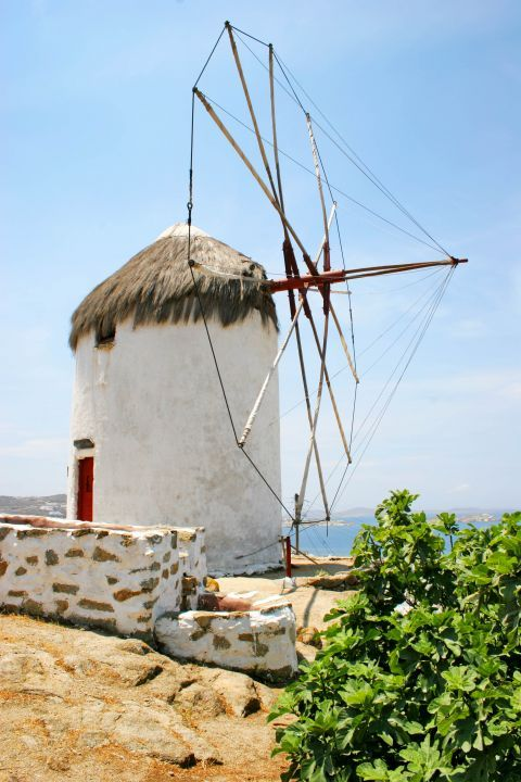 Agricultural Museum: The Agricultural Museum of Mykonos