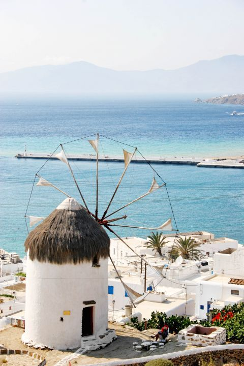 Agricultural Museum: The Agricultural Museum of Mykonos is situated at a nice spot, overlooking the sea