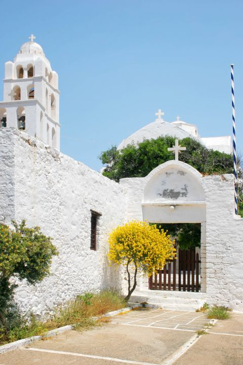 The Church of Panagia