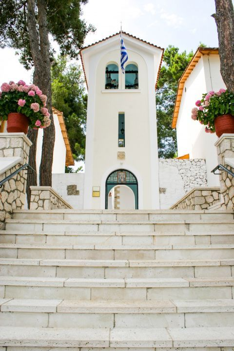 Monastery of Faneromeni: The Monastery of Panagia Faneromeni is the most important religious center on the island of Lefkada.