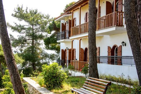 Monastery of Faneromeni: The Ecclesiastical Museum is housed in an elegant two-storey edifice ideally located on the grounds of the Holy Convent